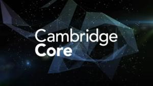 Nová databáza – CAMBRIDGE JOURNALS ONLINE HUMANITIES & SOCIAL SCIENCES